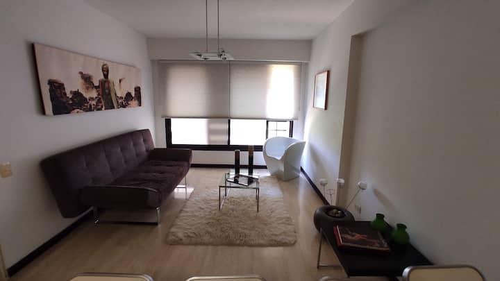 Moderno y acogedor apartamento en El Rosal.