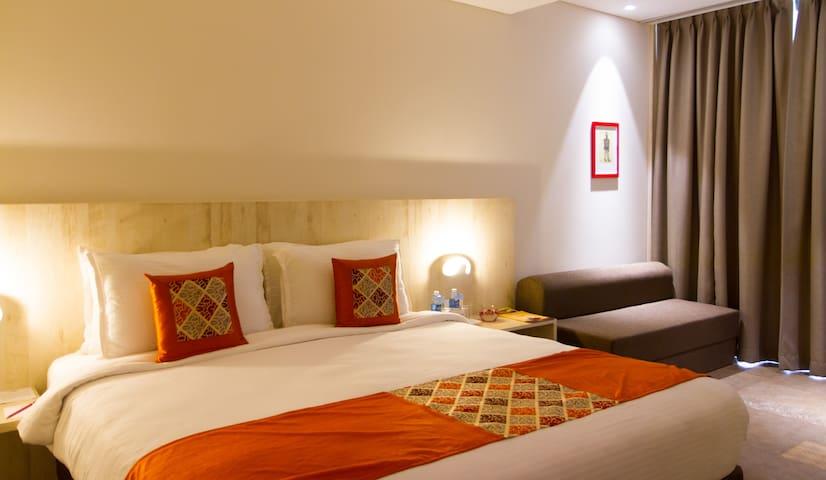 Luxury Rooms near Calangute Beach - Calangute - Hotel boutique