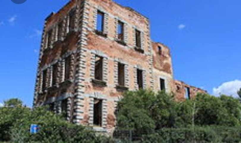 Casa en palacio Torreón, Valsain