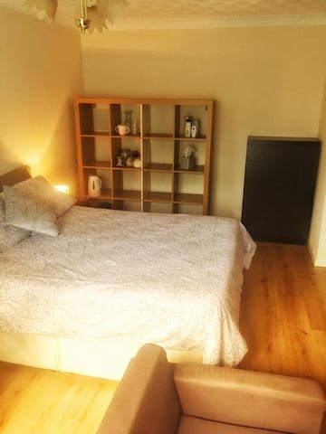 MK Centre Double room with balcony, Room #2