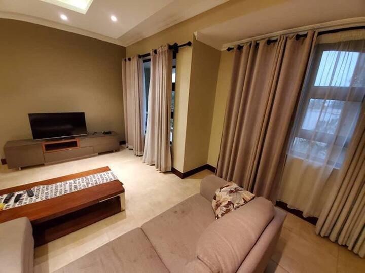 Beautiful 3bedroom Condo in Accra's prime area
