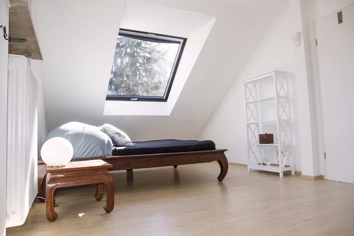 Cosy Room/20 min to Octoberfest/private bathroom
