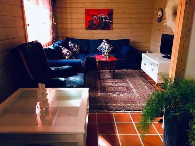 Private room close to Aalesund airport,Vigra