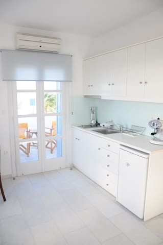 Glyfada Studio with sea view - Naxos - Wohnung