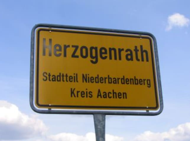 Guidebook for Herzogenrath
