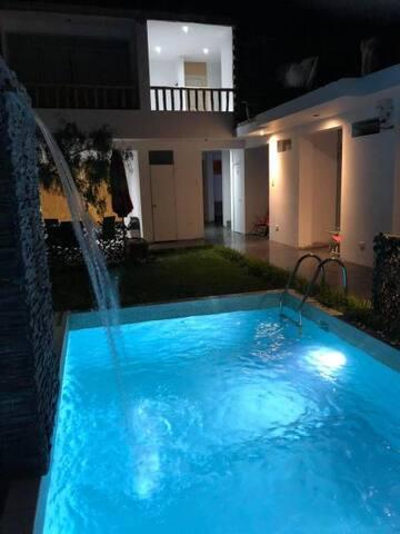 Paracas Guest House - Habitacion dos Camas