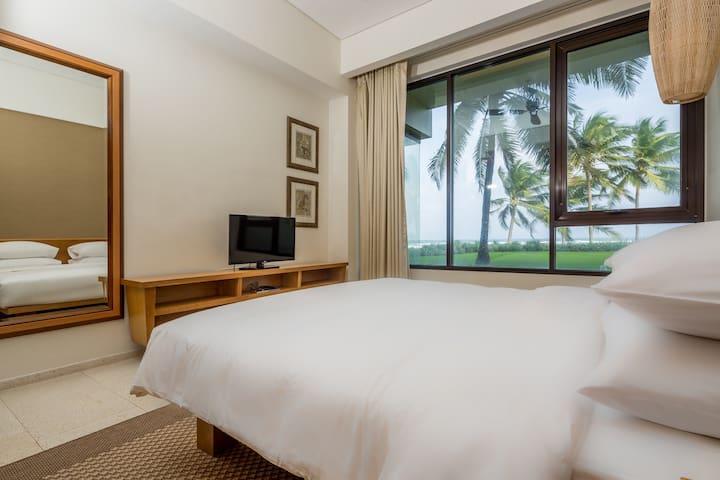 CG02 Luxury 2BR Apartment in Hyatt Regency Danang