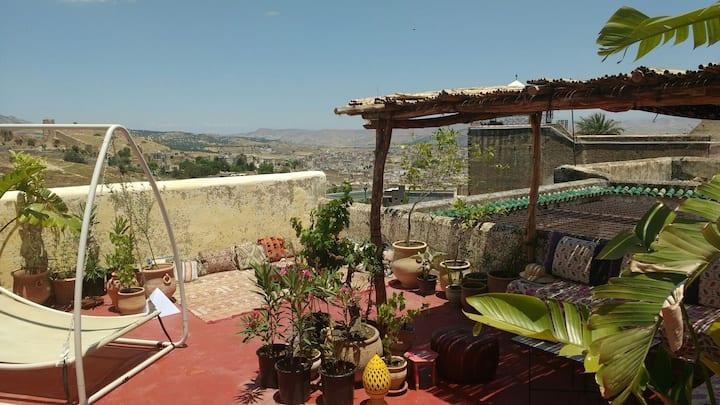Atlas View Roof Garden
