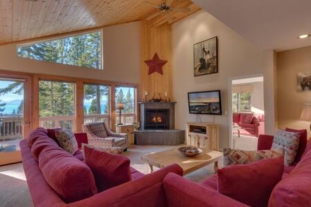 Dollar Point Family Retreat - Tahoe City - Ev