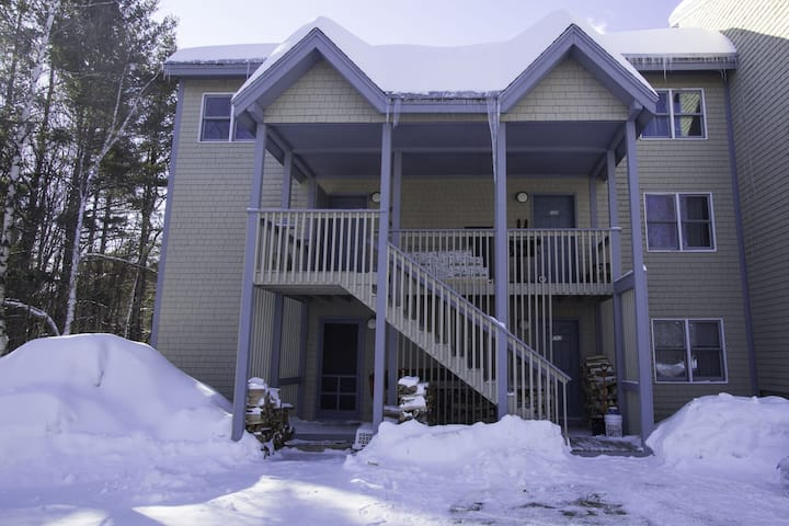 RENTED FOR 20-21 SEASON!!  Cozy Condo at Mt Abram Ski Area!