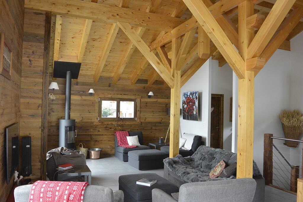confort calme vue chalets 224 louer 224 nendaz valais suisse