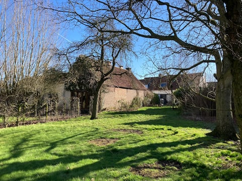 Charming rural holiday home near Ghent