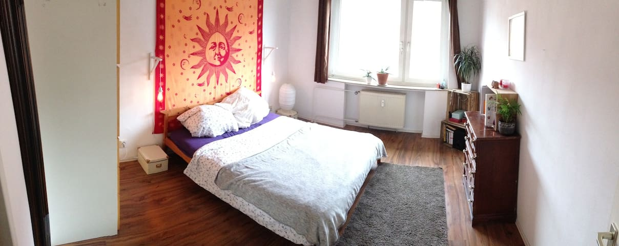 Cosy flat for two in the South of Düsseldorf