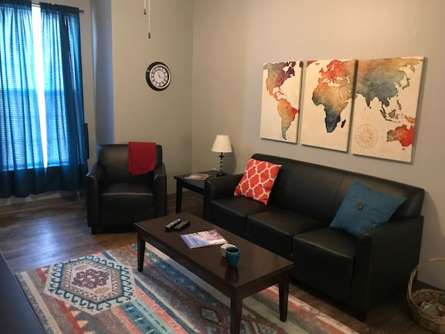Downtown Chattanooga Comfort & Fun Space