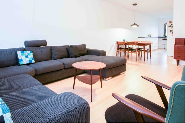 AWESOME CPH FLAT! QUIET AND LOVELY!