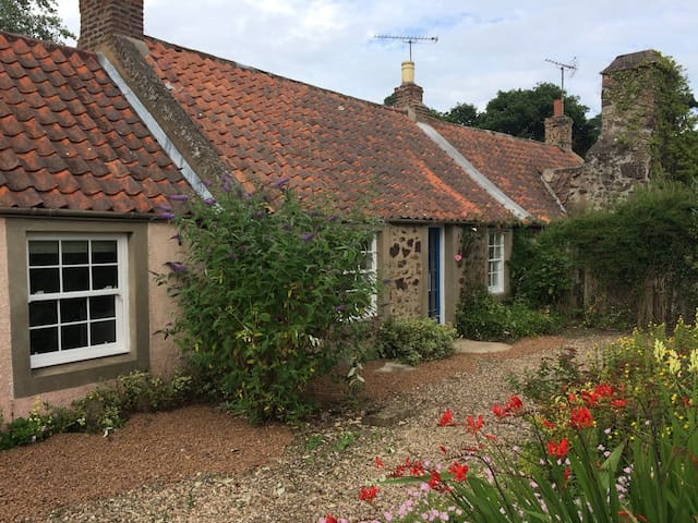 Cauldside Cottage - East Linton - Dom