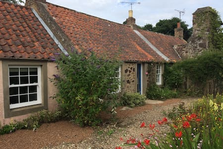 Cauldside Cottage - East Linton - Huis