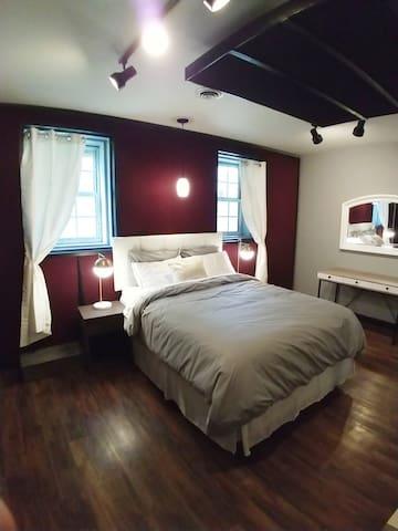 Romantic dream room