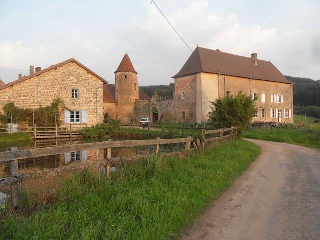 Le château de Villars