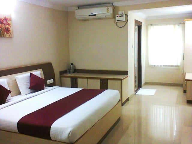 Bed and breakfast at Kacheguda - Hyderabad - Bed & Breakfast