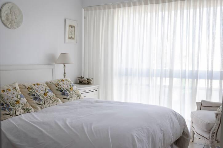 Habitación Matrimonial en Suite