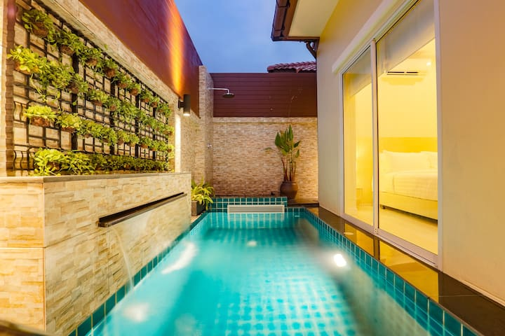 House with Pool 3 bed at Phuket Villa Thalang