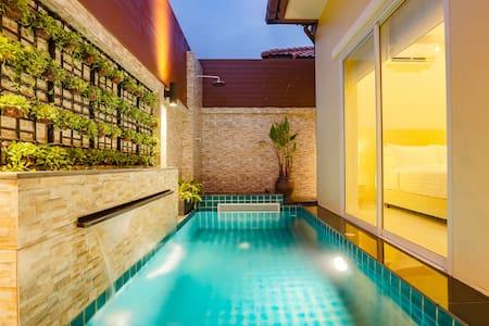 House with Pool 3 bed at Phuket Villa Thalang