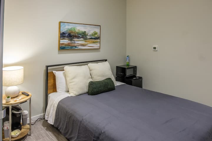 Simple Mini Suite in Capitol View South