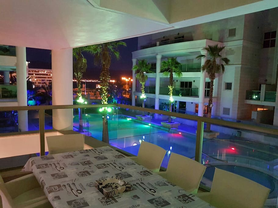 TERRACE VIEW SWIMMING POOL