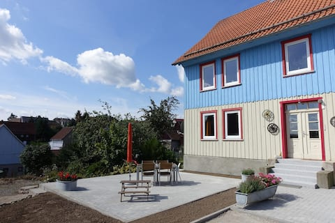 House Agard: Beautiful vacation home in the Harz