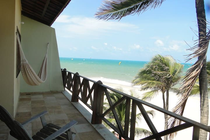 Cumbuco Penthouse Ceará - Beachfront Kitesurf