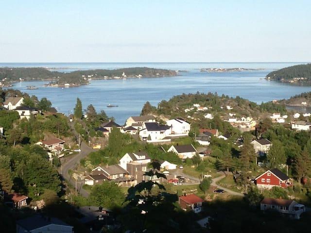 Stor enebolig i Kragerø med unik utsikt!