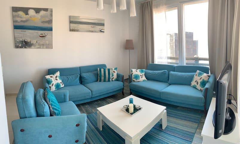Private Mediterranean Style Apartment w/ sea view