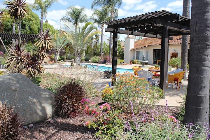 1 Bed/Bath: Golfing &Hiking Rancho Bernardo-Poway - Poway - Huis