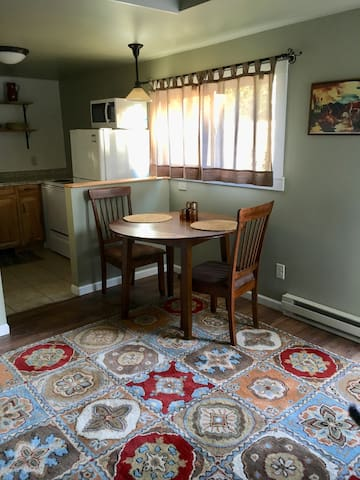 Dining / work area