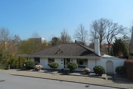 Cosy flat 10 min to the city centre. - Haderslev - Apartment