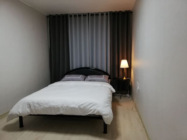 Empathy House room#1 (double bed)