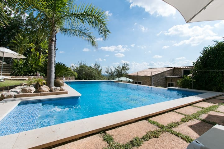 BEAUTIFUL VILLA 12 PAX IN CAIMARI (MALLORCA) - Caimari - Casa
