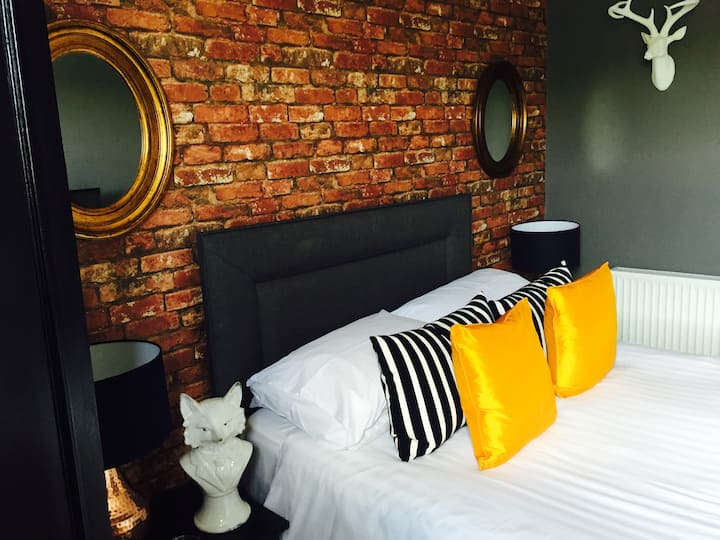 The Meadowsweet Hotel - double room #5
