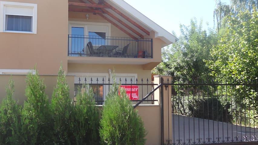 70m from the beach on Balaton Adrio Apartments 2. - Zamárdi - Appartement