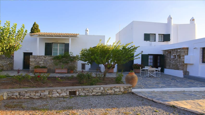 Greek Traditional Villa Kythira