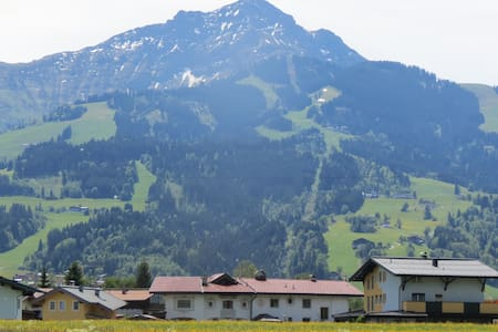 Landhaus Florian- Studio Hahnenkamm - Sankt Johann in Tirol - Lakás
