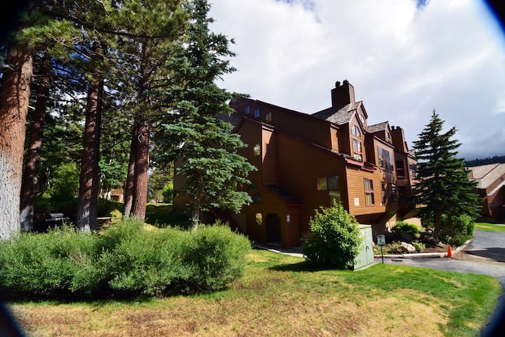 PROMO! Walk to Eagle Lodge 2 bedroom/2 bath/2 cars - Mammoth Lakes - Apartemen