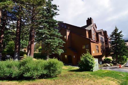 PROMO! Walk to Eagle Lodge 2 bedroom/2 bath/2 cars - Mammoth Lakes - Apartemen