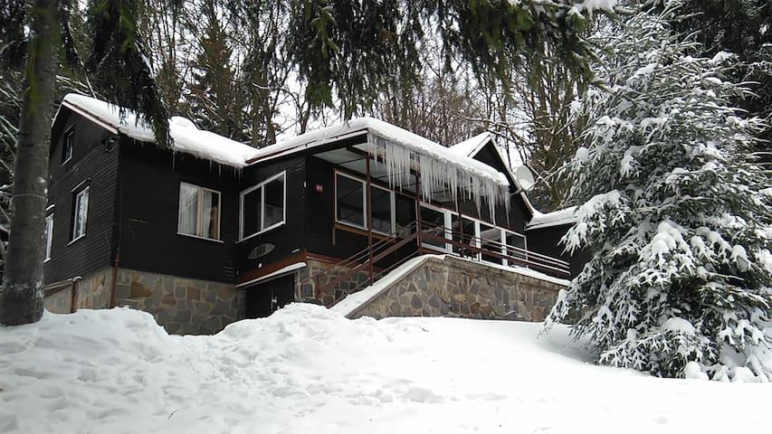 Chata u Brodu - Deštné v Orlických horách - Stråhytte