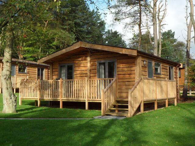 Ben Wyvis - 3 bed Lodge