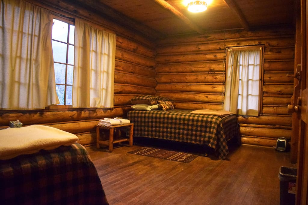Room #8 in The Range Rider Lodge