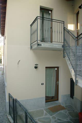 Maison Renard - Monolocale al piano terra