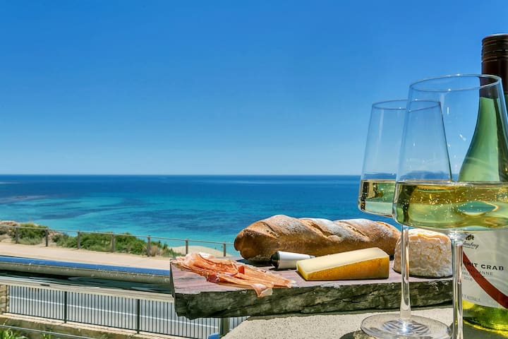 The Jetty, Port Willunga--Luxury beachfront living