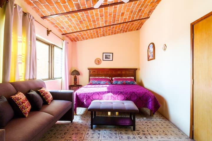 Cozy Apartment in Central Jocotepec